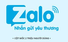 MARKETING ZALO